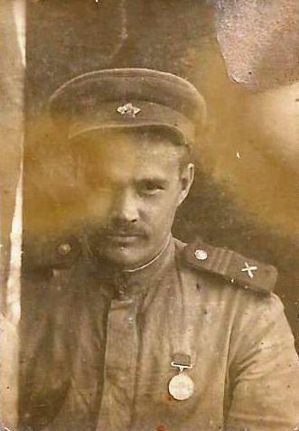 Хлебянкин Иван Алексеевич (1910 - 1943)