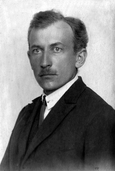 Начало 1920 х годов, может быть снята для документов в Чехословакии.