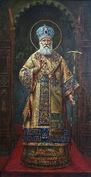 Патриарх Тихон 1917 год