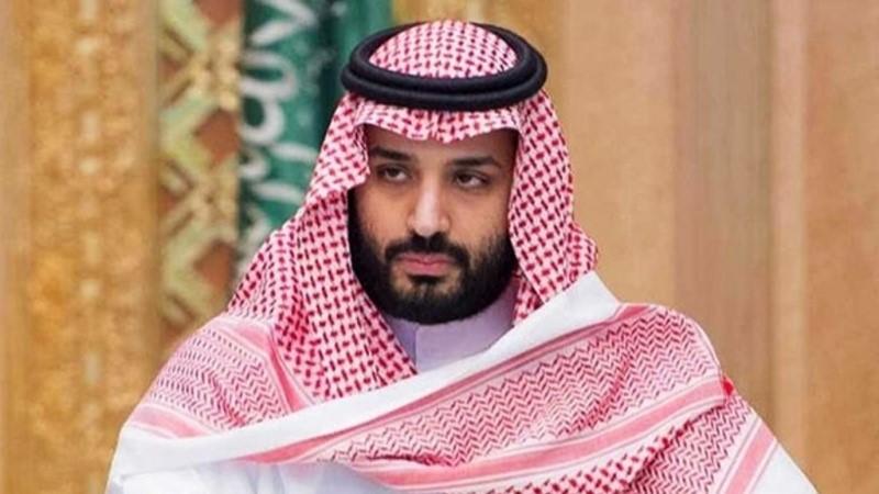 Наследный принц Муха́ммед ибн Салма́н Аль Сау́д