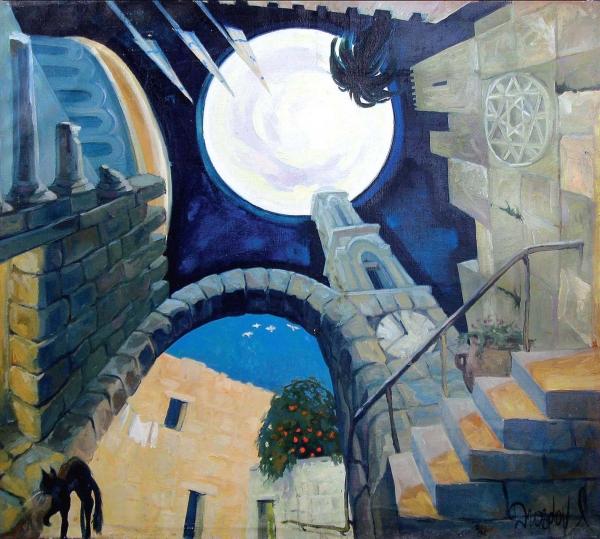 Илья Дроздов - Иерусалим. Дни и ночи