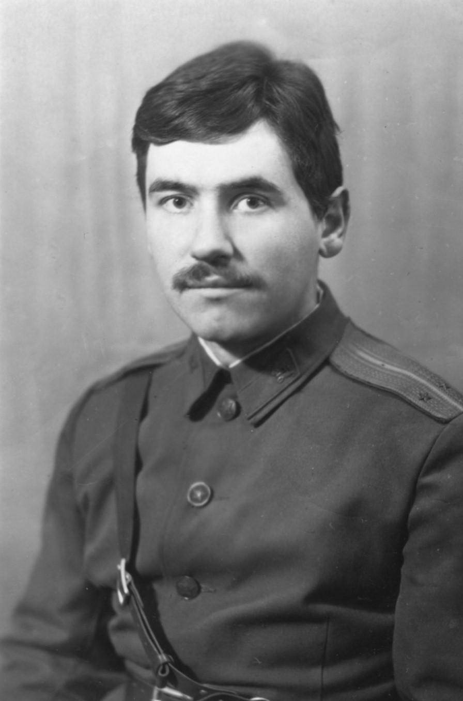 Белогорск, декабрь 1979 года.