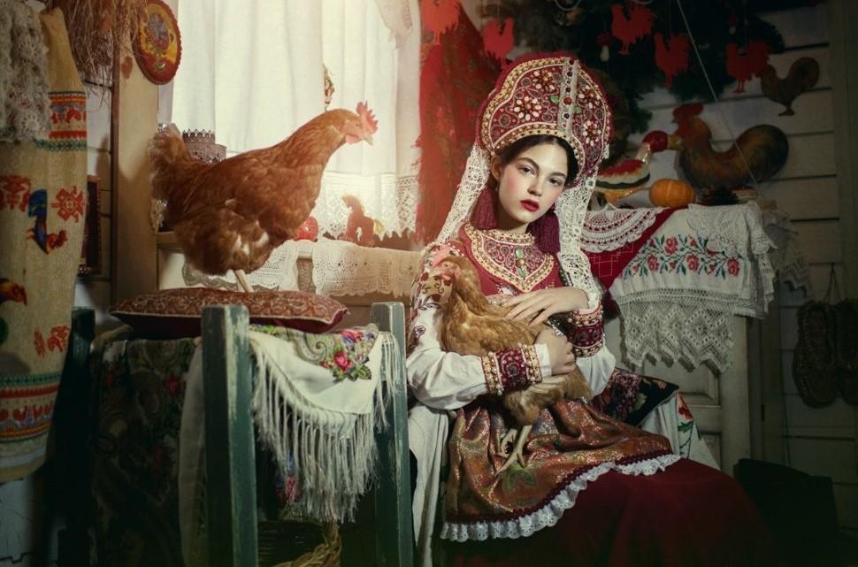 Фото Маргариты Каревой