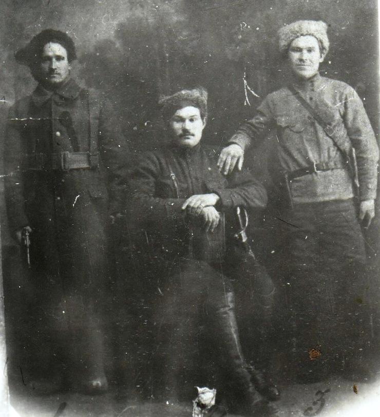 Башкатов, Хабаров, Сгибнев.