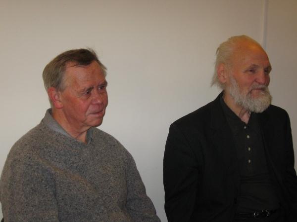 В. Распутин и В. Крупин