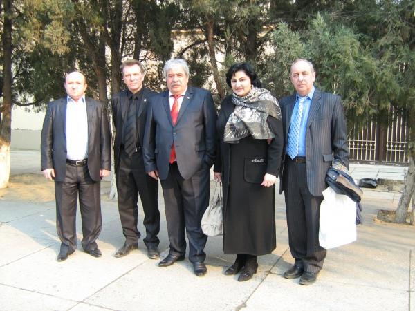 Дагестан - день поэзии