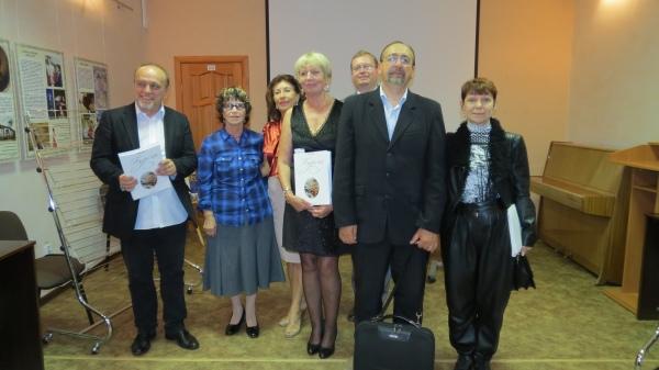 Вышел в свет пятый номер литературно-художественного журнала «Берега». Его презентация состоялась традиционно в стенах Калининградской областной научной библиотеки.