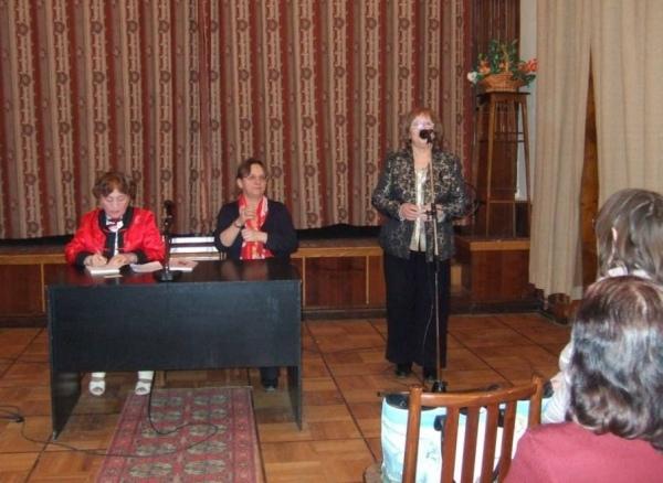 В Москве в Центральном Доме литераторов состоялось представление книги Зои Донгак «Мама Нади Рушевой».