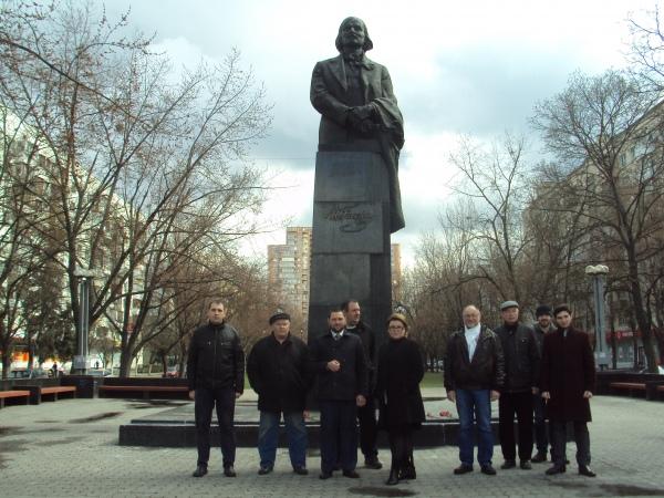 Гоголь всегда с нами