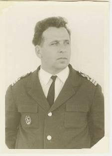 Вот таким был  капитан «Авиора», советский моряк Рем Смирнов. Фотографии  предоставлены  Дмитрием Фирсовым