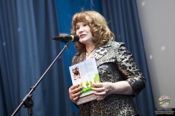 20 апреля в уютном кинотеатре «Салют» при поддержке «Литературной палаты» в рамках «Года литературы» прошла творческая встреча детской писательницы Натальи Осиповой с детьми из реабилитационного центра «Отрадное» и школьниками Юго-Западного округа.
