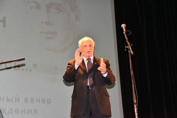 В. Сорокин. Фото Александра Лукашина