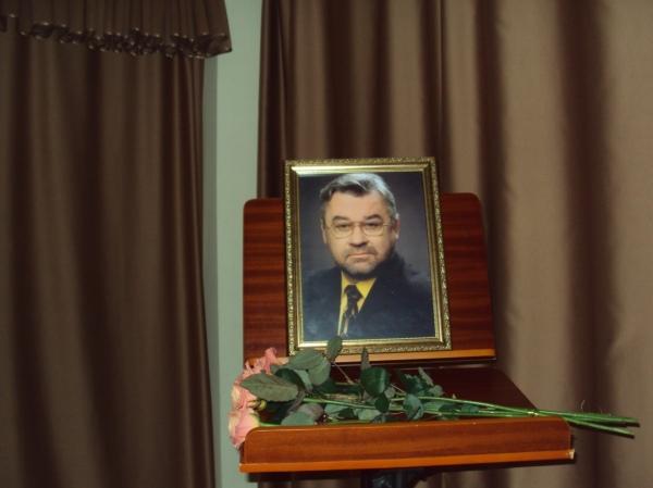 23 ноября в здании Российского центра науки и культуры в Киеве мы вспоминали светлого, доброго и талантливого человека – Павла Борисовича Баулина.