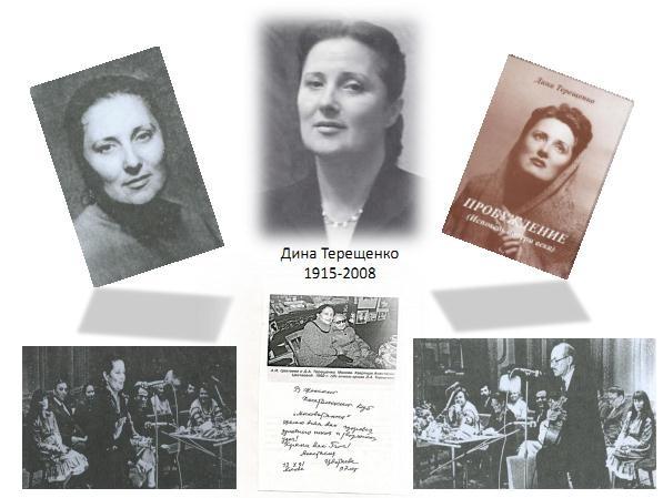 Дина Терещенко
