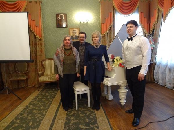 Прозвучали песни на стихи Сергея Клычкова («Леший»), Евгения Евтушенко, российских и подмосковных поэтов