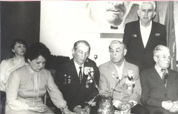 Ветераны Автодора и Ермолаев Н.Г