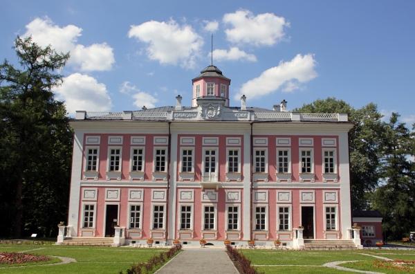 Б. Вязёмы. Дворец Голицыных