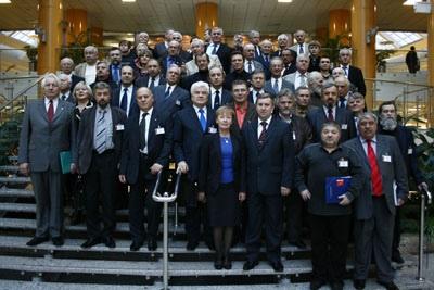 Съезд писателей России и Белоруссии