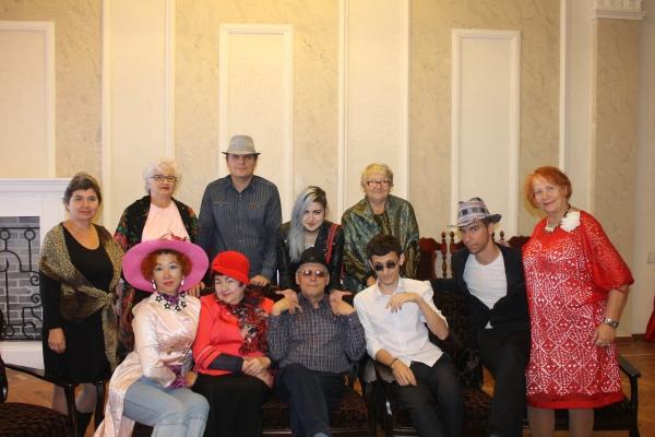 Коллектив готов к театрализованному мероприятию