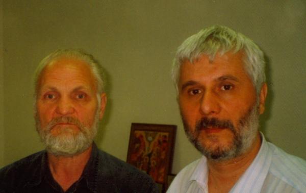 В. Крупин и Н. Головкин