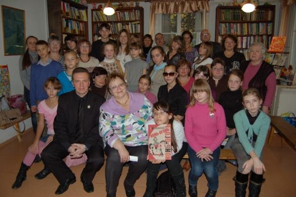 Детский семинар в Переделкино