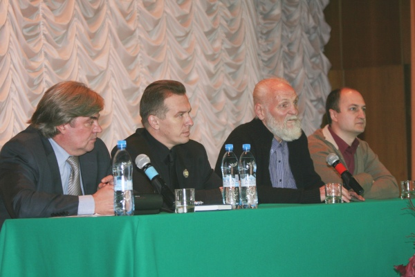 ГАЗПРОМ - совещание литераторов
