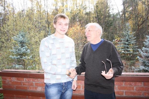 Международное совещание молодых писателей в Переделкино