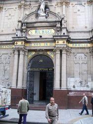 В этом католическом храме венчались Нижинский и Ромола