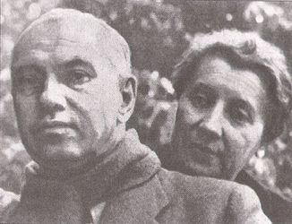 Вацлав Нижинский и Ромола Пульски