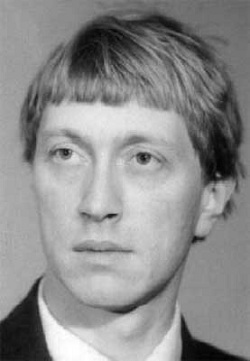 Поэт Александр Ромахов