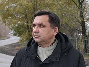 Поэт Юрий Перминов