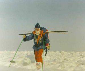 А начало всему положил Сергей Зайцев, мой коллега по работе и единомышленник, и напарник в ледовых путешествиях
