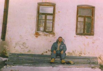 Заночевать удалось в гостинице, оборудованной в одном из домов монастырского подворья