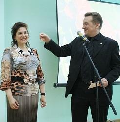 Поэты рождаются в космосе. Юбилейная медаль за верное служение отечественной литературе была вручена  Ирине Щербина, члену Московского клуба «Московитянка»