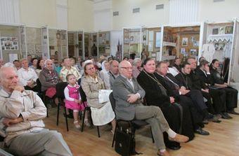 В подмосковном городе Видное прошёл концерт  «Русь называют святой»