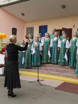 В одном из районов Москвы прошёл концерт для людей третьего возраста