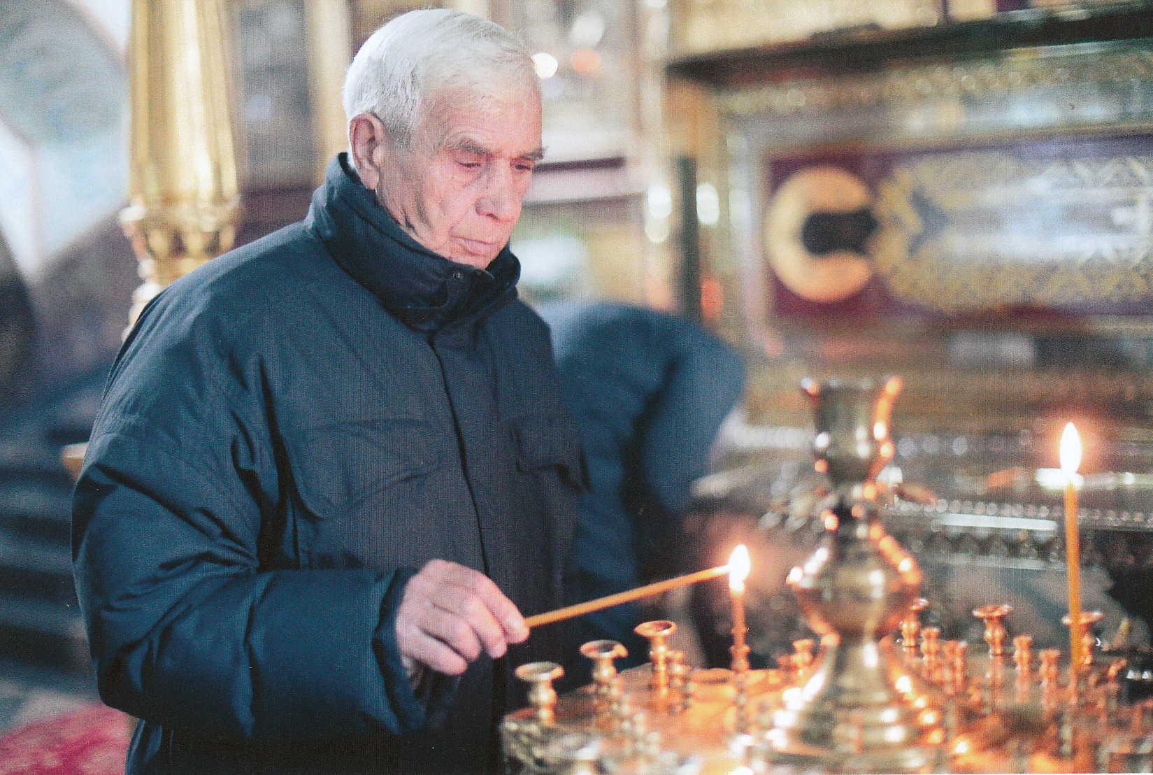 В Богоявленском соборе