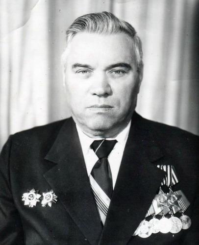 Омельченко Митрофан Фёдорович