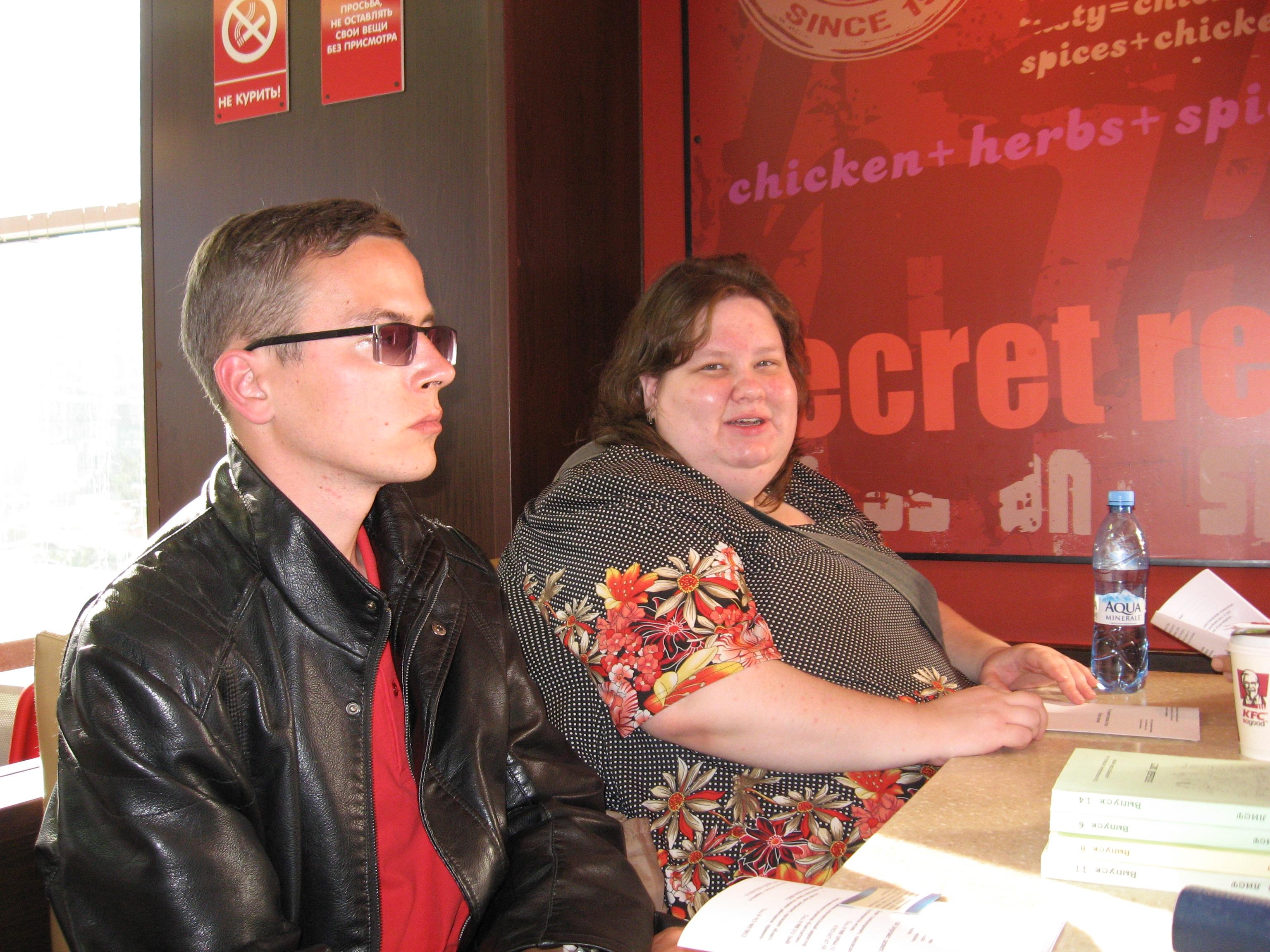 Омский редактор Иван Таран и его помощница, менеджер по работе с авторами Анастасия Орлова открывают новую колонку в своём коммерческом литературно-публицистическом проекте «Бульвар Зелёный».