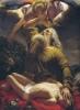 """""""Авраам приносит Исаака в жертву"""". Худ. Е.Р. Рейтерн"""